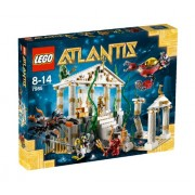 Lego Atlantis City of Atlantis Building Set