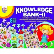 Ratna's Ratnas Knowledge Bank 2 Educational Jigsaw Puzzle For Kids