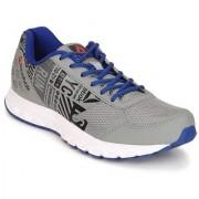 Reebok Mens Black Gray Sport Shoes