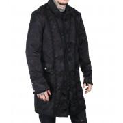manteau pour hommes Aderlass - Classic Coat Brocade Noire - A-7-03-040-00