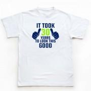 Tricou personalizat pentru barbati - cadou zi nastere