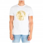 Versace Jeans Couture T-shirt maglia maniche corte girocollo uomo slim fit