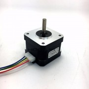 1 stks 17HS3401Sen Kwaliteit 4-lead Nema17 Stappenmotor 42 motor 42 BYGH 1.3A CE ROSH ISO CNC voor 3D printer