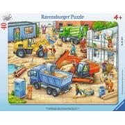 Puzzle Ravensburger - Utilaje, 40 piese (06120)