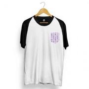 Camiseta BSC Raglan Breeze Pocket - Masculino