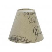 Eglo 49985 - Abajur VINTAGE E14 diametru 14 cm