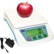Stealodeal 10kg Digital Multi-Purpose Kitchen Weighing Scale(Dull-White)