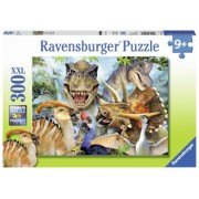 Puzzle Copii 9Ani+ Poza Dinozaurilor, 300 piese
