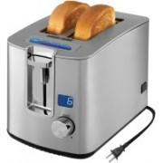 Black & Decker 1WVVH4HJDKYK 500 W Pop Up Toaster(Silver)