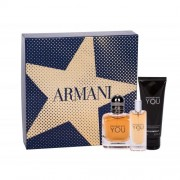 Giorgio Armani Emporio Armani Stronger With You подаръчен комплект EDT 50 ml + душ гел 75 ml + EDT 15 ml за мъже