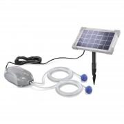 Solar pond ventilator Duo Air