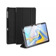 Alogy Etui Alogy Book Cover Samsung Galaxy Tab A 10.5 T590/T595 Czarne + Szkło