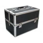 Cutie tip Cufar pentru depozitarea si transportul produselor cosmetice și a altor accesorii 38x25x29cm
