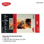 CULORI ULEI 10C 22ML ARTIST DACO CU410