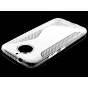 Wave Case for Motorola Moto G5S Plus - Motorola Soft Cover (Clear)