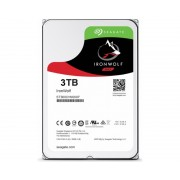 "SEAGATE 3TB 3.5"" SATA III 64MB ST3000VN007 IronWolf Guardian"