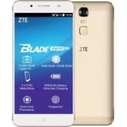 Telefon Mobil ZTE Blade A610 Plus 32GB Dual Sim 4G Gold Resigilat