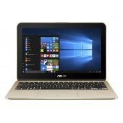 "ASUS VivoBook Flip TP203NA-BP051T N3350 11.6"" 1366 x 768pixels Touchscreen Gold Hybrid (2-in-1)"