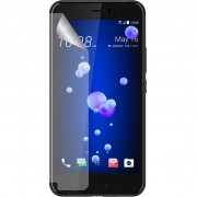 Azuri HTC U11 Screenprotector Plastic Duo Pack