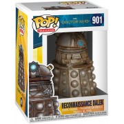 Doctor Who FUNKO POP Vinylfigur! - Doctor Who Reconnaissance Dalek Funko Pop Vinylfigur-multicolor - Offizieller & Lizenzierter Fanartikel - Offizieller & Lizenzierter Fanartikel