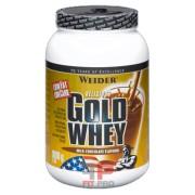 WEIDER - DELICIOUS GOLD WHEY PROTEIN 80% 908g