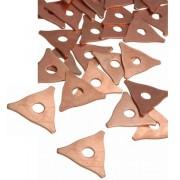 Saibe triunghiulare set 100 buc