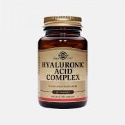 SOLGAR HYALURONIC ACID COMPLEX 30 COMPRIMIDOS
