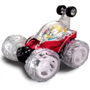 Kidz Rechargeable Rc Stunt Car With Led Lights
