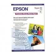 Hartie Fotografica Epson Lucioasă Premium A3+ 20 foi