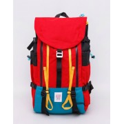 Topo Designs Mountain Pack Red unisex