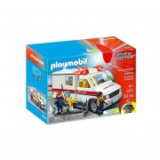 RESCUE AMBULANCE PLAYMOBIL 5681