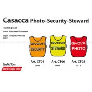 Givova - Pettorina - Casacca Security