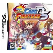 Snk Vs Capcom Card Fighters Nintendo Ds