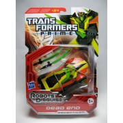 Transformers Prime Dead End - Robots In Disguise - Deluxe Revealer