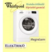 Whirlpool FWSG71283W elöltöltős mosógép ,A +++ energiaosztály ,7kg töltősúly , keskeny kivitel