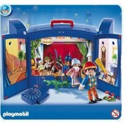 Playmobil 4239 My Take Along Puppet Theater