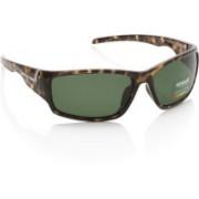 Polaroid Sports Sunglasses(Green)
