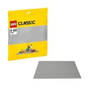 Lego ® Classic Grijze Bodemplaat 10701