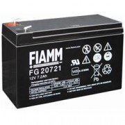 Fiamm Batteria al Piombo 12V 7,2Ah (Faston 4,8mm)