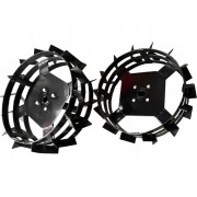 Set roti metalice 50 cm