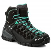 Туристически SALEWA - Alp Trainer Mid Gtx GORE-TEX 63433-0969 Black Out/Agata