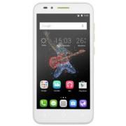 "Telefon Mobil Alcatel OT 7048X Go Play, Procesor Quad-Core 1.2 GHz, Capacitive Touchscreen 5"", 1GB RAM, 8GB Flash, 8MP, 4G, Wi-Fi, Android (Verde/Albastru) + Cartela SIM Orange PrePay, 6 euro credit, 4 GB internet 4G, 2,000 minute nationale si internation"