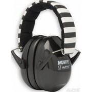 Alpine Muffy oorkappen - zwart - Alpine