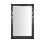Harveys Black Wall Mirror - Harveys Noir