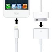 iPhone 4 till iPhone 6 adapter