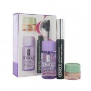 Clinique Gift Set - High Impact Mascara / All About Eyes Cream / Ma...