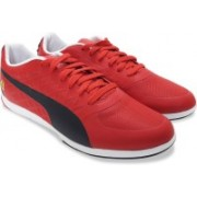 Puma Ferrari Valorosso SF Sneakers For Men(Red)