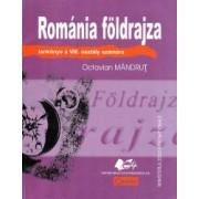 Romania Foldrajza tankonyv a VIII. osztaly szamara Geografia Romaniei - manual pentru clasa a VIII-a limba maghiara