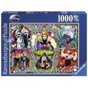 Puzzle Disney vrajitoare, 1000 piese Ravensburger