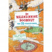Basic Boek De Waanzinnige Boomhut Van 78 Verdiepingen